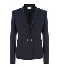 Boss Womenswear Jutana Double Button Blazer Female Navy