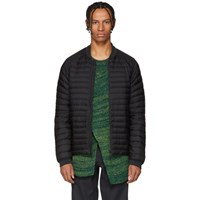 Arcteryx Veilance Arc'teryx Black Conduit Lt Shell Bomber Jacket