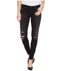 Ag Adriano Goldschmied Leggings Ankle In 4 Years Burnished 4 Years Burnished Women's Jeans Black