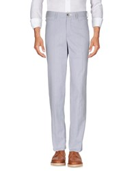 Faconnable Casual Pants Blue