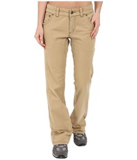 Mountain Khakis Ambit Pant Desert Khaki Women's Casual Pants