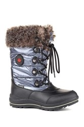 Cougar Cranbrook Faux Fur Mid Shaft Boot Gray