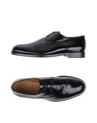 Jimmy Choo London Footwear Lace Up Shoes Men Black