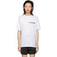 Perks And Mini White Ambient Light T Shirt