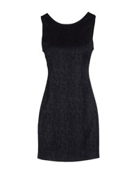Carla G. Dresses Short Dresses Women Black