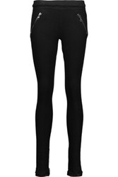 Rta Stretch Cotton Leggings Black