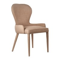 Pols Potten Fabric Aunty Chair Beige