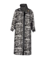 Class Roberto Cavalli Coats And Jackets Coats Women Black