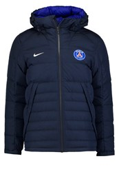 Nike Performance Paris Saintgermain Down Jacket Dark Obsidian White Dark Blue