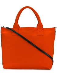 Pinko Alaccia Tote Bag Yellow And Orange