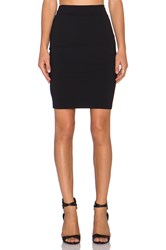 Susana Monaco Pencil Skirt Black