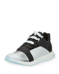 Y 3 Kozoko Colorblock Low Top Sneaker Black Silver Black Silver