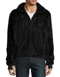 Hawke And Co Nord Zip Up Fleece Black