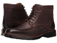 Sperry Gold Annapolis Boot Brown Men's Lace Up Boots