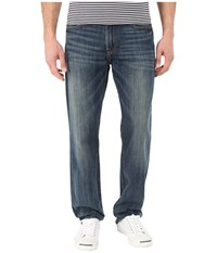 Lucky Brand 221 Original Straight Jeans In Ol Wilder Ranch Ol Wilder Ranch Men's Jeans Blue
