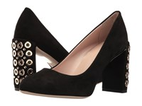 Furla Lara Decollete Onyx High Heels Black