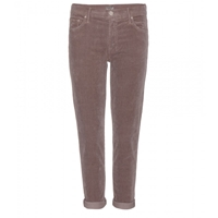 Mother The Dropout Corduroy Trousers
