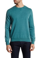 Joe Fresh Long Sleeve Crew Neck Pullover Blue