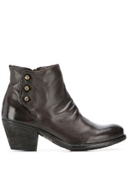 Officine Creative Giselle Boots Brown