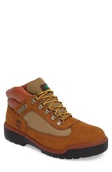 Timberland Men's Field Waterproof Hiking Boot Sundance Waterbuck