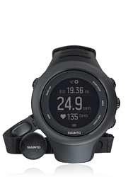 Suunto Ambit3 Sport Hr Digital Watch With Gps Black