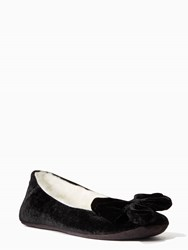 Kate Spade Scarlett Slippers Black