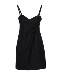 Gianfranco Ferre Gf Ferre' Dresses Short Dresses Women Black