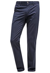 Element Howland Chinos Eclipse Navy Dark Blue