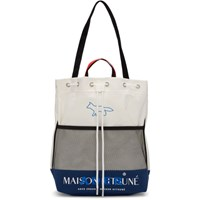 Maison Kitsune Off White Ader Error Edition Layout Tote