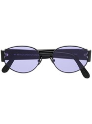 Retrosuperfuture The X Sunglasses Black