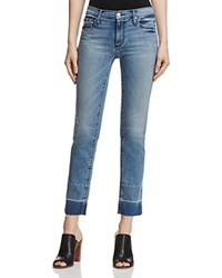 Black Orchid Bardot Straight Jeans In Bad Company