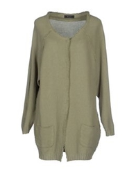 Kayla Cardigans Military Green