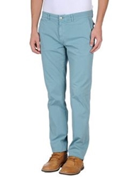 7 For All Mankind Casual Pants Deep Jade
