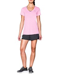 Under Armour Short Sleeve Tee Light Pink