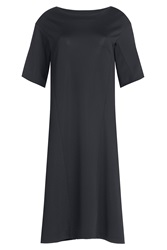 Jil Sander Jersey Dress Black