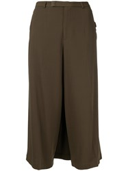 Jean Paul Gaultier Vintage Classic Culottes Brown