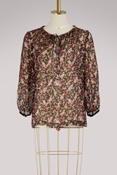 Vanessa Seward Ella Blouse Multicolore