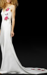 Elizabeth Fillmore The Love And Rockets Gown White