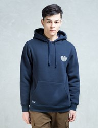 Crew By Subcrew Mountain Graphic Pull Over Hoodie