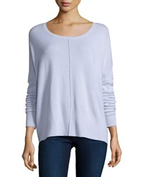 Joie Narcisse Cashmere Blend Sweater Icy Lilac