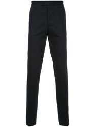 Kent And Curwen Regular Trousers Blue