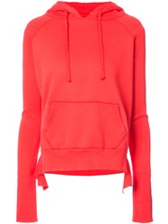Frank And Eileen Pullover Hoodie Red