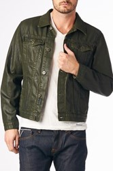 Cult Of Individuality Heritage Jacket Brown