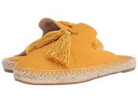 Nine West Val Yellow Leather Women's Shoes