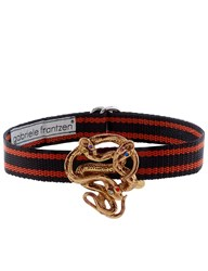 Gabriele Frantzen Black And Red Snake Candy Choker