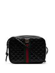 Gucci Black Quilted