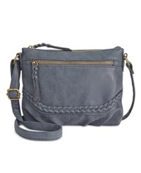 Styleandco. Style Co. Freestyle Mini Crossbody Only At Macy's Navy