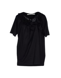 Aquilano Rimondi T Shirts Black