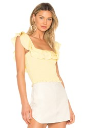 Likely Athena Top Yellow