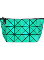 Bao Bao Issey Miyake 'Lucent 1' Pouch Green